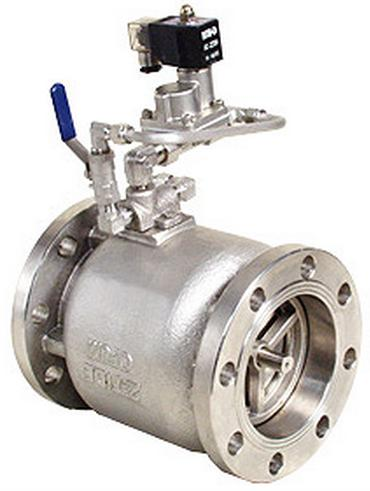 BFE-S Flanged stainless steel steam solenoid valves call 01454 334990