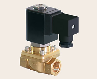 Series 35 Brass or Stainless 2/2 N/Closed 0 to 40 Bar Sizes 1/4