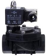 CS Fluid PA Delrin Plastic Solenoid Valves UK stock