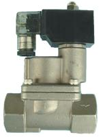 316 stainless steel steam rated solenoid valves UK 01454 334990
