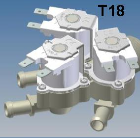 T180 RPE Appliance Water Solenoid Valve