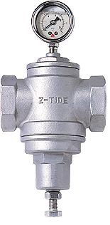 Full range of Pressure Control valves for Water, Air, OIl, Acid and Steam up to 200C in a full range of materials from Connexion Developments Ltd 0800 808 7799